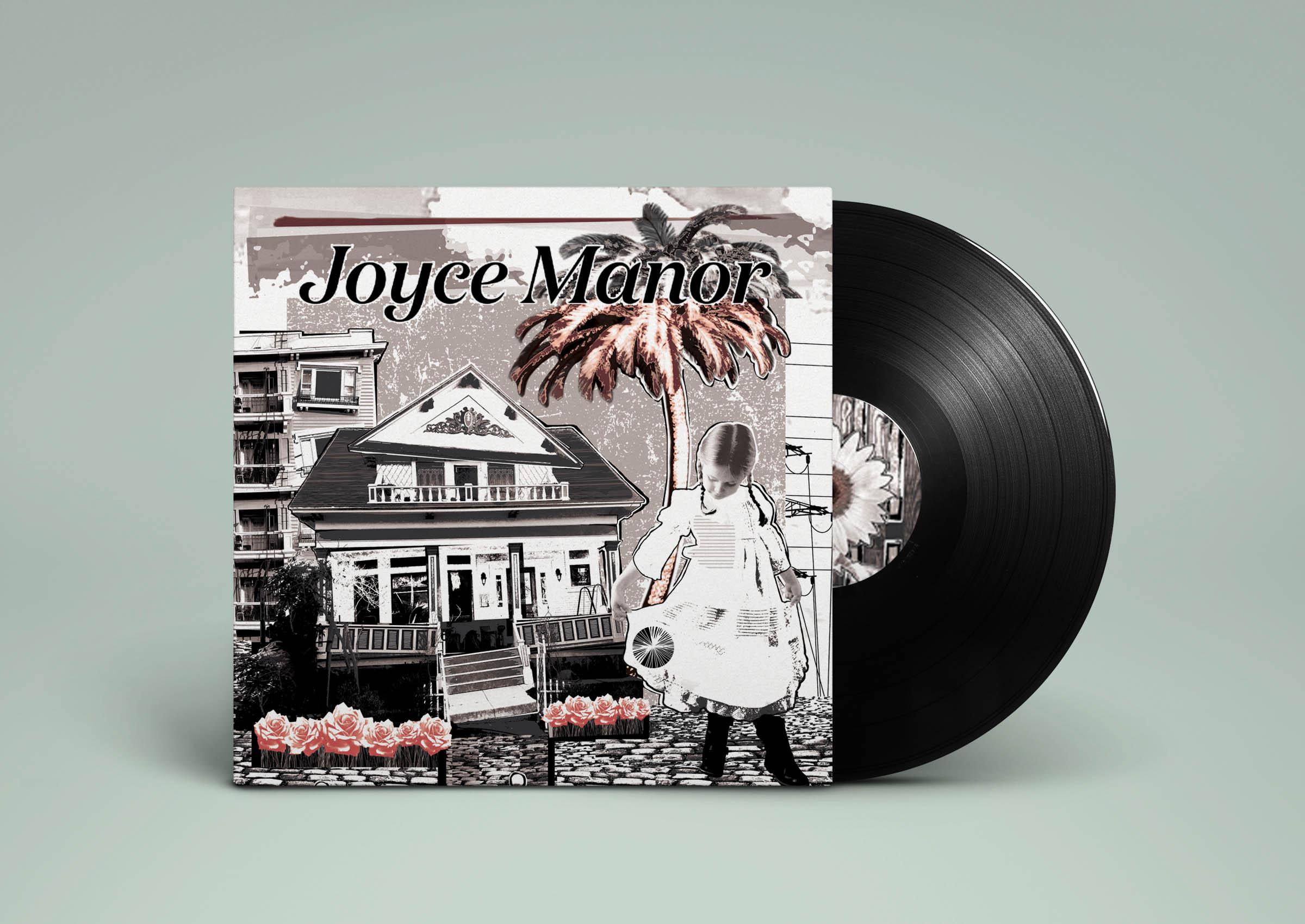 Joyce Manor | Album Art – Dylan J Davis